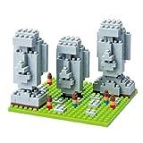 nanoblock イースター島のモアイ像