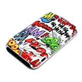 DeinPhone Comic Boom Hardcase Cover Bumper for Sony Xperia Tipo ST21i