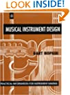 Musical Instrument Design: Practical Information for Instrument Design