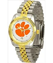 Clemson Tigers Suntime Mens Executive Watch - NCAA College Athletics