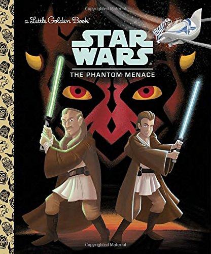 Star Wars: The Phantom Menace (Little Golden Books)