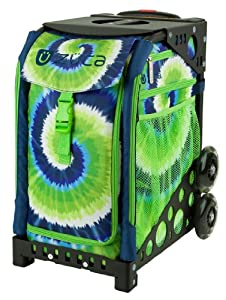 Amazon.com : Zuca Splash Sport Insert Bag (Blue, Green & White tie-die