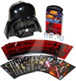 Star Wars Story of Darth Vader Playing Cards _ Bonus 4 White Dice with color dots