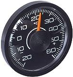 """hr-imotion 10010001 Innen-Thermometer """"Slim"""" für Auto"""