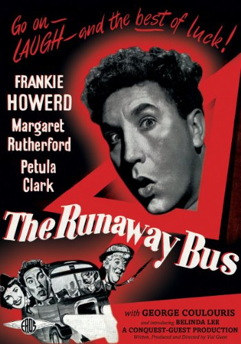 The Runaway Bus [1954] [DVD]