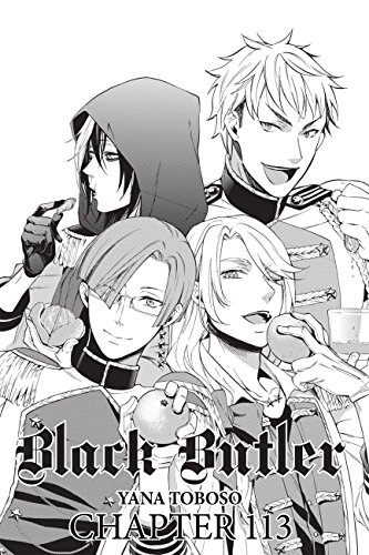 Black Butler, Chapter 113 (Black Butler Serial) PDF