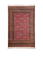 Navaei & Co. Alfombra Kashmir Rojo/Multicolor 166 x 97 cm