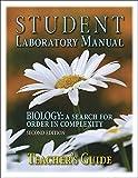 Biology Laboratory Set Teachers Guide (Misc Homeschool)