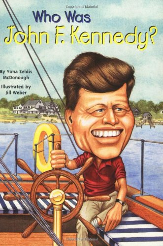 Who Was John F. Kennedy?: Who Was...?, Buch
