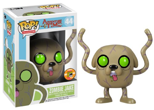 Funko POP Television Zombie Jake Adventure Time Vinyl Figure (SDCC Exclusive)