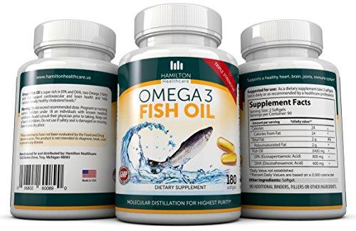 Force Triple Omega 3 supplément d'huile de