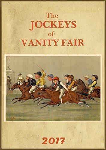 wall-calendar-2017-12-pages-20x30cm-jockeys-of-vanity-fair-vintage-advert-poster-horseriding-ads
