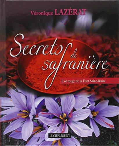 Secrets de safranière (French Edition)