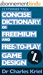Concise Dictionary of Freemium and Fr...