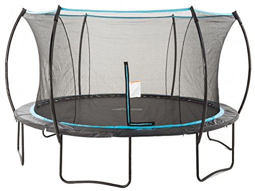 SkyBound-Cirrus-14-ft-Trampoline-with-Full-Enclosure-Net-System
