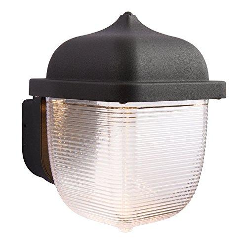 endon-70191-heath-modern-contemporary-outdoor-garden-decorative-black-led-wall-light-fabric-glass-ip