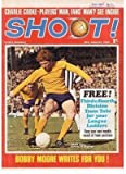 SHOOT cover 30/08/69 Everton ALAN BALL old collectable football picture poster