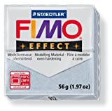 Fimo Effects Glitter Silver modelling clay