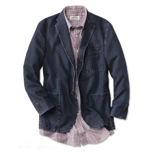 Coast-to-coast Denim Sport Coat / Regular