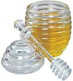 Fox Run Acrylic Honey Dipper Pot