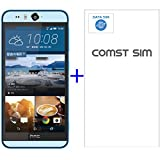 HTC Desire Eye ブルー+COMST DATA プリペイドSIMパッケージ DESIRE-EYE-BL-COMST