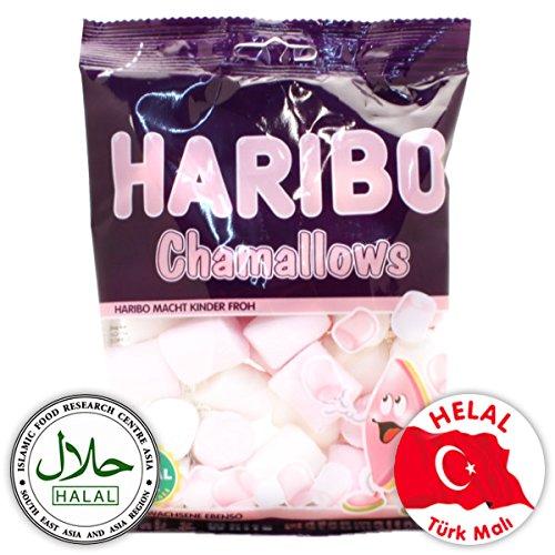 Haribo Chamallows / Marshmallow, Helal / Halal, 70g