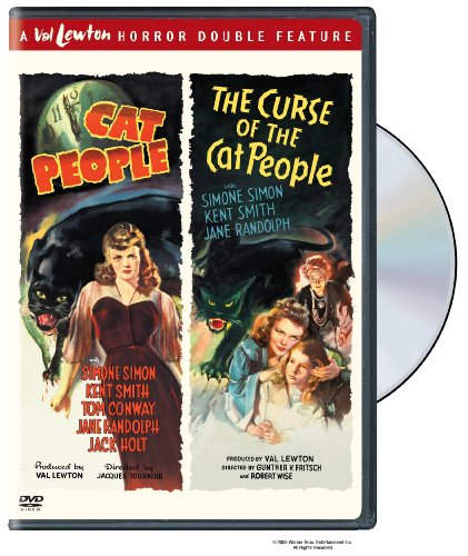 Cover art for  Cat People / The Curse of the Cat People (Horror Double Feature)