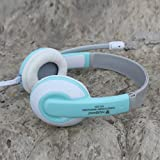 N520 Blue for Xbox 360 Earn Shipment Charge Computer Pc Laptop Headphones Headset with Microphone for Ipod Mp3 Mp4 Pc and Iphone Music