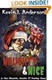 Naughty and Nice (Dan Shamble, Zombie PI Book 3)