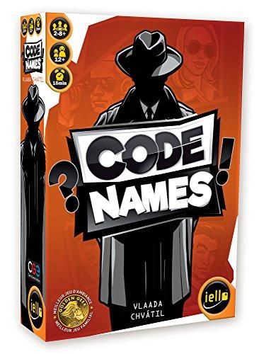 IELLO - 51285 - CodeNames - Jeu d'Association d'Idées - Version Française