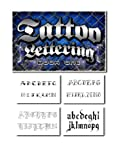 Tattoo Lettering Book Reference Flash Book (Volume 1)