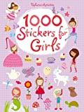 Fiona Watt 1000 Stickers for Girls (1000s of Stickers)