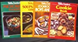 Betty Crockers Family Favorites Set of 4 Cookbooks