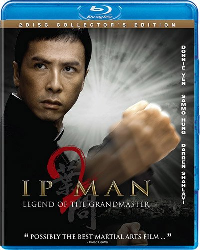 Cover art for  Ip Man 2 (Two-Disc Collector's Edition) [Blu-ray]