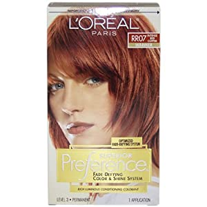 L'Oreal Paris Superior Preference Color Care System