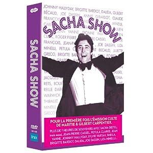 Sacha Show (l'émission culte de Maritie et Gilbert Carpentier avec Sacha Distel)