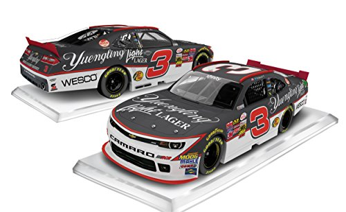 Lionel Racing NX35865YUTD Ty Dillon #3 Yuengling Light Lager 2015 Chevrolet Camaro INFINITY NASCAR Series Diecast Car 1:64 Scale ARC HT Official Die-cast of NASCAR Vehicle - 1