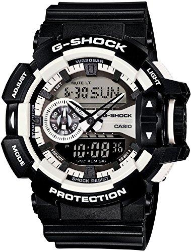 [カシオ]CASIO 腕時計 G-SHOCK Hyper Colors GA-400-1AJF メンズ
