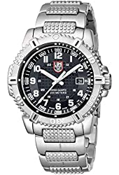 Luminox Men's A.6252 Modern Mariner Stainless Steel Watch