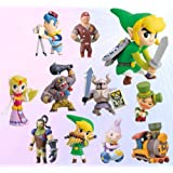 Legend of Zelda Spirit Tracks 2 Inch PVC Set of 11 Figures