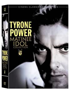Tyrone Power Matinee Idol Collection (Cafe Metropole/Girls Dormitory/Johnny Apollo/Daytime Wife/Luck of the Irish/Ill Never Forget You/That Wonderful Urge/Love Is News/This Above All/Second Honeymoon) (Sous-titres français) [Import]