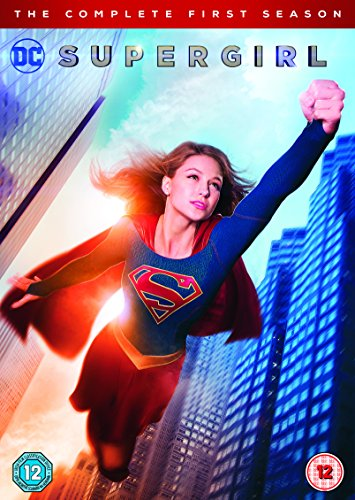 Supergirl: The Complete First Season (5 Dvd) [Edizione: Regno Unito]
