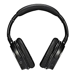 Ausdom® M06 Stereo Wired/wireless Lightweight Bluetooth Over-ear Headphone with Built-in Mic for Music Streaming Hands-free Calling on iPhone/Android/PC