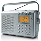 Coby CX789 Digital AM/FM/NOAA Radio with Dual Alarms (Discontinued by Manufacturer)