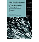 img - for [ ESTABLISHMENT OF THE JAPANESE CONSTITUTIONAL SYSTEM (NISSAN INSTITUTE/ROUTLEDGE JAPANESE STUDIES) ] By Banno, Junji ( Author) 1995 [ Paperback ] book / textbook / text book