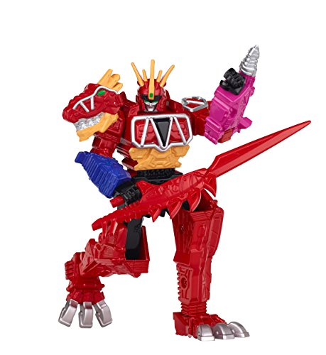 "Power Rangers Dino Charge - 5"" Dino Charge Megazord Action Figure - 1"