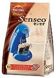 モコナ(MOCCONA) センセオ専用 ポッド式レギュラーコーヒー ベーシックブレンド 69g (2入り)