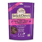 Stella & Chewys Yummy Lickin' Salmon & Chicken Freeze-Dried Dinner