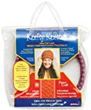 Provo Craft Knifty Knitter Adult Hat Loom Set: Purple