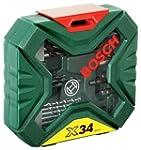 Bosch 2607010608 34-Piece X-Line Clas...
